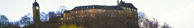 Thüringen: Vogtland, Oberes Schloss in Greiz - © Gundhard Marth/DZT