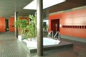 Sauna im Prinzregentenbad München Freizeitbad Deutschland Ausflugsziele Freizeit Urlaub Reisen
