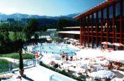 Wonnemar Freizeit- und Gesundheitsbad Sonthofen Freizeitbad Deutschland Ausflugsziele Freizeit Urlaub Reisen