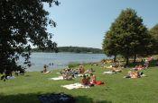 Freizeitzentrum Stausee Losheim Losheim am See Freizeitpark Deutschland Ausflugsziele Freizeit Urlaub Reisen