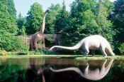 Saurierpark Kleinwelka Bautzen-Kleinwelka Dino-Park Freizeitpark Deutschland Ausflugsziele Freizeit Urlaub Reisen
