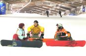 alpincenter Bottrop Skizentrum Freizeitpark Deutschland Ausflugsziele Freizeit Urlaub Reisen