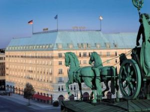 Hotel Adlon Kempinski Berlin - Außenansicht