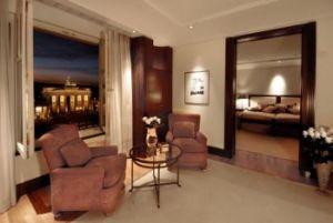 Hotel Adlon Kempinski Berlin - Adlon Deluxe-Suite Living
