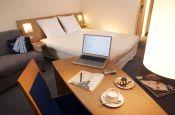 Novotel Frankfurt City Frankfurt am Main Hotel Deutschland Ausflugsziele Freizeit Urlaub Reisen