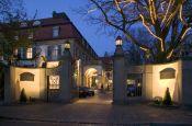 Schlosshotel im Grunewald Berlin Hotel Deutschland Ausflugsziele Freizeit Urlaub Reisen