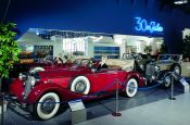 EFA-Museum für Deutsche Automobilgeschichte Amerang/Chiemgau Automobilpark Museum Deutschland Ausflugsziele Freizeit Urlaub Reisen