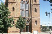 Friedrichswerdersche Kirche Berlin Museum Deutschland Ausflugsziele Freizeit Urlaub Reisen
