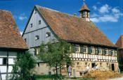 Hohenloher Freilandmuseum Schwäbisch Hall-Wackershofen Museum Deutschland Ausflugsziele Freizeit Urlaub Reisen