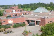 Planetarium im LWL-Museum für Naturkunde Münster Museum Deutschland Ausflugsziele Freizeit Urlaub Reisen