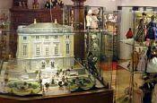 Puppen- und Spielzeugmuseum Rothenburg ob der Tauber Spielzeug Museum Deutschland Ausflugsziele Freizeit Urlaub Reisen