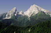 Watzmann Berchtesgaden Natur_Berg Deutschland Ausflugsziele Freizeit Urlaub Reisen
