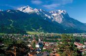 Zugspitze Garmisch-Partenkrichen Natur_Berg Deutschland Ausflugsziele Freizeit Urlaub Reisen