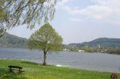 Diemelsee Korbach Naturpark_Geopark Deutschland Ausflugsziele Freizeit Urlaub Reisen