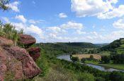 Unteres Saaletal Halle/Saale Naturpark_Geopark Deutschland Ausflugsziele Freizeit Urlaub Reisen