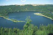 Thüringer Schiefergebirge/Obere Saale Saalfeld Naturpark Deutschland Ausflugsziele Freizeit Urlaub Reisen