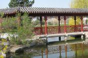 Chinesischer Garten Berlin-Marzahn Park Deutschland Ausflugsziele Freizeit Urlaub Reisen
