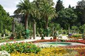 Kurpark Bad Pyrmont Park Deutschland Ausflugsziele Freizeit Urlaub Reisen