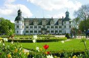 Schloss- und Auenpark Paderborn Park Deutschland Ausflugsziele Freizeit Urlaub Reisen