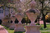 Schlosspark Dennenlohe Unterschwaningen Park Deutschland Ausflugsziele Freizeit Urlaub Reisen