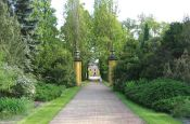 Schlosspark Mosigkau Dessau-Mosigkau Park Deutschland Ausflugsziele Freizeit Urlaub Reisen
