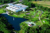 Spreeauenpark Cottbus Park Deutschland Ausflugsziele Freizeit Urlaub Reisen