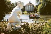 Wörlitzer Garten Dessau-Wörlitz Park Deutschland Ausflugsziele Freizeit Urlaub Reisen