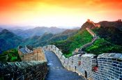 China Große Mauer - Urlaub Reisen Tourismus