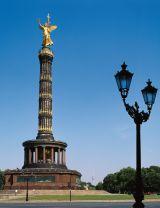 Siegessäule Berlin Deutschland - FOTO © visitberlin.de/Keute