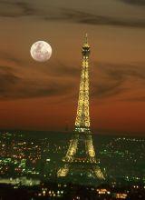 Eiffelturm Paris Frankreich - Urlaub Reisen Tourismus