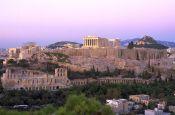 Akropolis Parthenon Athen Griechenland - Urlaub Reisen Tourismus