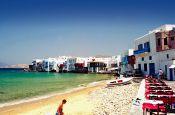 Klein-Venedig Mykonos Griechenland - Urlaub Reisen Tourismus