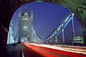 Tower Bridge London England Großbritannien - Urlaub Reisen Tourismus