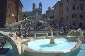 Spanische Treppe Rom Italien - Urlaub Reisen Tourismus