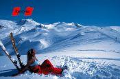 Hintertuxer Gletscher Österreich - Urlaub Reisen Tourismus