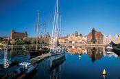 Yachthafen Danzig Polen - Urlaub Reisen Tourismus
