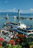 Hafen Lindau Bodensee Deutschland - © DZT/Stuhler