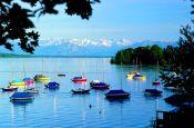 Starnberger See Starnberg Deutschland See Deutschland Ausflugsziele Freizeit Urlaub Reisen