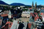 Bergwerk Rammelsberg und Altstadt von Goslar Goslar Welterbestätte Deutschland Ausflugsziele Freizeit Urlaub Reisen