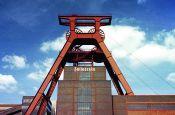 Industriekomplex Zeche Zollverein Essen Welterbestätte Deutschland Ausflugsziele Freizeit Urlaub Reisen