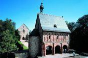 Kloster Lorsch (Abtei und Altenmünster) Lorsch Welterbestätte Deutschland Ausflugsziele Freizeit Urlaub Reisen