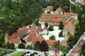 Klosteranlage Maulbronn Maulbronn bei Pforzheim Welterbestätte Deutschland Ausflugsziele Freizeit Urlaub Reisen