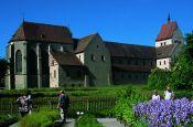 Klosterinsel Reichenau Reichenau/Bodensee Welterbestätte Deutschland Ausflugsziele Freizeit Urlaub Reisen