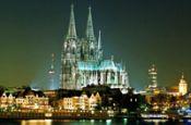 Kölner Dom Köln Welterbestätte Deutschland Ausflugsziele Freizeit Urlaub Reisen