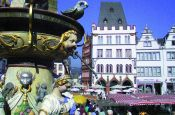 Römische Baudenkmäler, Dom und Liebfrauenkirche Trier Welterbestätte Deutschland Ausflugsziele Freizeit Urlaub Reisen