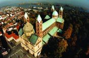 Speyerer Dom Speyer Welterbestätte Deutschland Ausflugsziele Freizeit Urlaub Reisen
