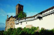 Wartburg Eisenach Welterbestätte Deutschland Ausflugsziele Freizeit Urlaub Reisen