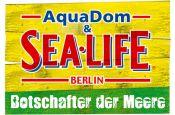 Sea Life & AquaDom Berlin Zoo_Tierpark Deutschland Ausflugsziele Freizeit Urlaub Reisen
