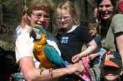 Vogelpark Herborn-Uckersdorf Zoo_Tierpark Deutschland Ausflugsziele Freizeit Urlaub Reisen